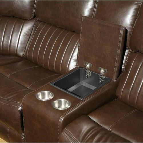 Acme Furniture Inc - Lonna Sectional Sofa