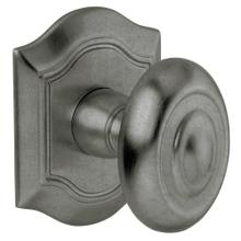 Distressed Antique Nickel 5077 Bethpage Knob