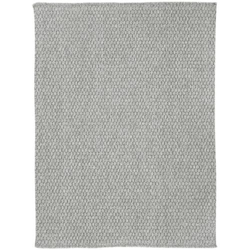 "Worthington Cool Grey - Vertical Stripe Rectangle - 24"" x 36"""