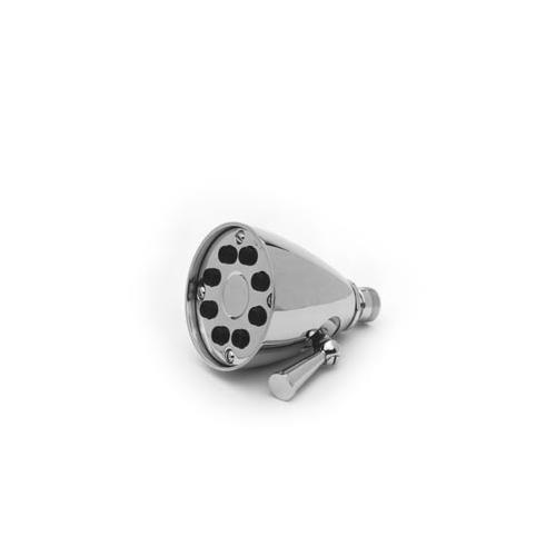 Newport Brass - Aged Brass Single Function Shower Head