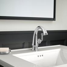 See Details - Delancey Single-Handle Faucet - Side Handle  American Standard - Polished Chrome