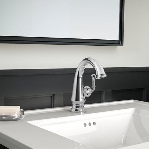 American Standard - Delancey Single-Handle Faucet - Side Handle  American Standard - Polished Chrome