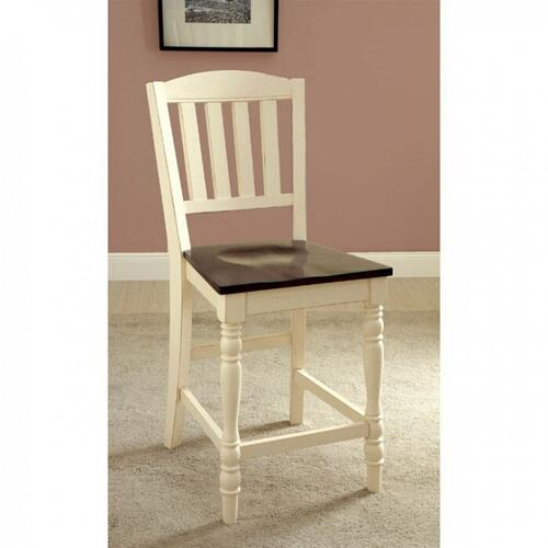 Furniture of America - Harrisburg Counter Ht. Chair (2/box)