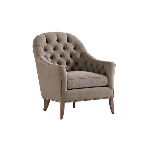 Jessica Charles - 111-T PENELOPE TUFTED CHAIR