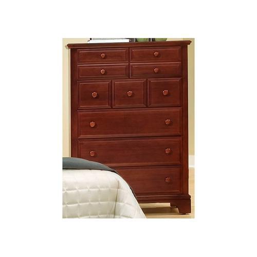 Vaughan-Bassett - 5-Drawer Storage Chest
