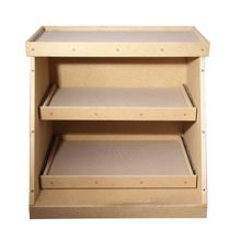 See Details - 3-Tiered Display Stand for Kitchen Sinks - Unfinished