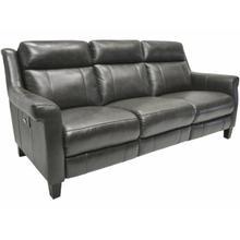 See Details - Power Reclining Sofa in Benton-Smoke