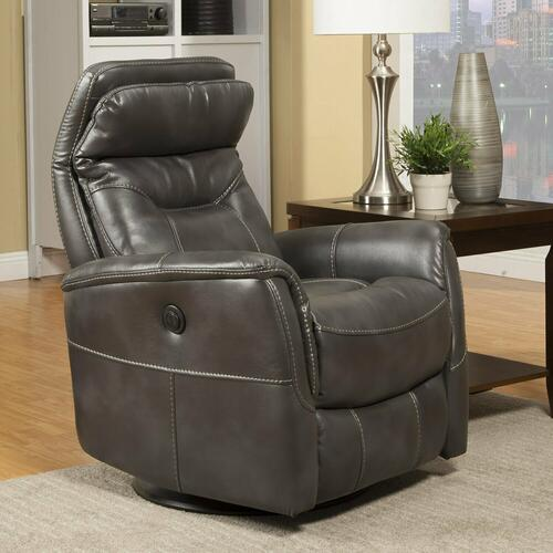 GEMINI - FLINT Power Swivel Glider Recliner