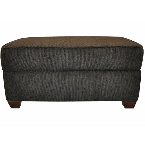 Lacrosse Furniture - 999-10 Storage Ottoman
