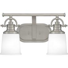 View Product - Grant Bath Light in Antique Nickel