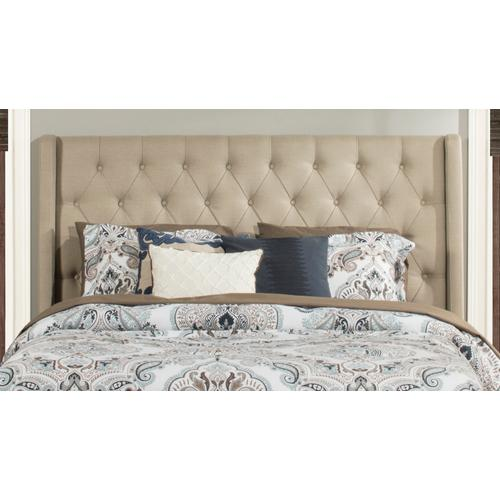 Churchill Queen Headboard - Linen Sandstone