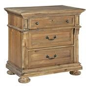 2-3363 Wellington Hall Three Drawer Night Stand Product Image