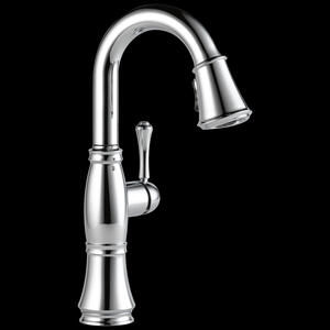 Arctic Stainless Single Handle Pulldown Bar/Prep Faucet Product Image