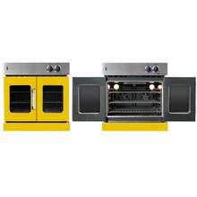 See Details - Residential Wall Oven, French Door Wall Oven , Yellow Color