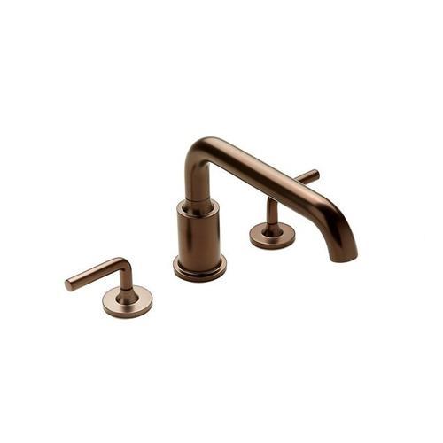 Crosswater - Taos Deck-mount Bathtub Faucet Trim - Bronze