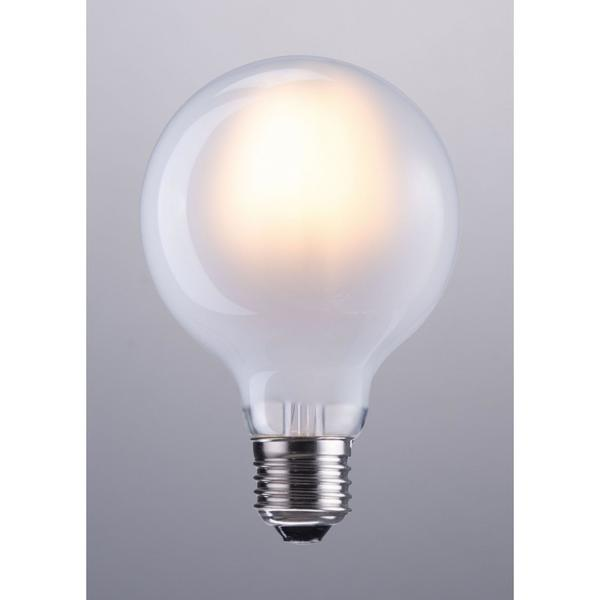 E26 G80 4w Led 110 X 80 Mm Frosted White