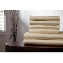 T400 Sheet Sets Cream - Cal King