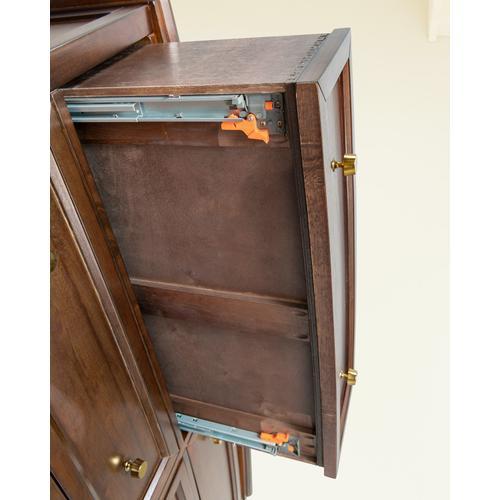 John Thomas Furniture - 6-Drawer Chest in Cognac