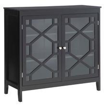 Fetti Large Cabinet Black