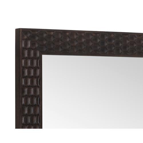 Sunpan Modern Home - Bakersfield Floor Mirror