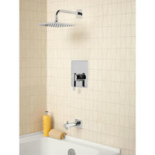Times Square Bathtub and Shower Trim with Pressure Balance Cartridge  American Standard - Polished Chrome