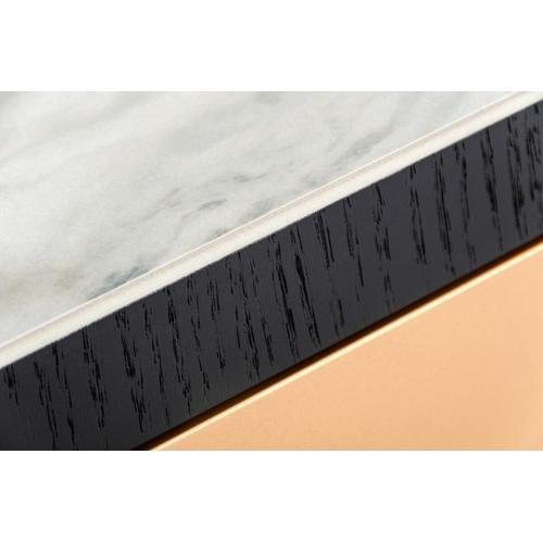 VIG Furniture - Modrest Peak - Modern Black Oak Coffee Table