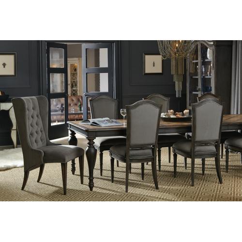 Hooker Furniture - Arabella Upholstered Host Chair - 2 per carton/price ea