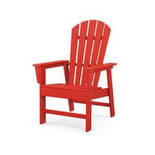 View Product - South Beach Casual Chair in Sunset Red