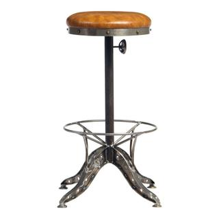 Baxter Barstool Light Brown