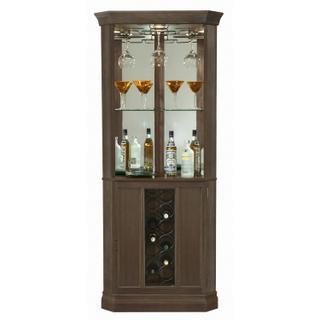 690-045 Piedmont IV Corner Wine & Bar Cabinet