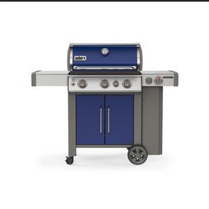 WeberGenesis® II E-335 Gas Grill - Deep Ocean Blue