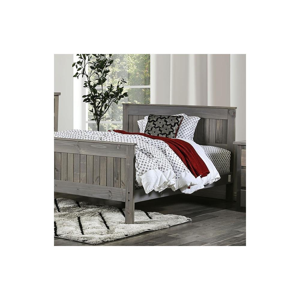 Rockwall Bed