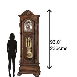 See Details - Howard Miller Hamlin Grandfather Clock 611025