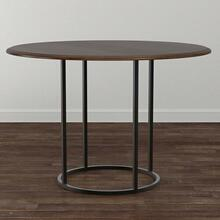 "Custom Dining 60"" Copper Table w/Atlas Tall"