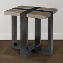 Skyline Maple End Table