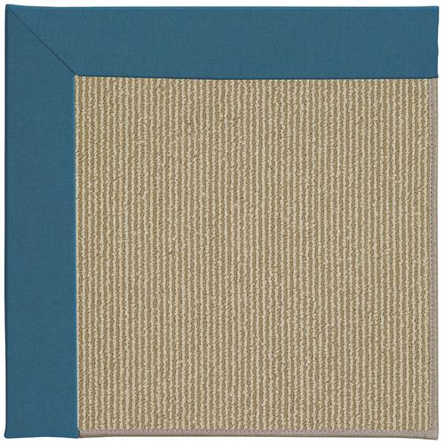 Creative Concepts-Sisal Spectrum Peacock Machine Tufted Rugs