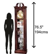 Howard Miller Cherish Grandfather Clock 610614 Product Image