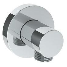"View Product - Titanium Wall Elbow 1/2"" Npt Female"