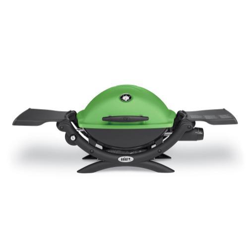 Weber - Q™ 1200™ LP GAS GRILL - GREEN