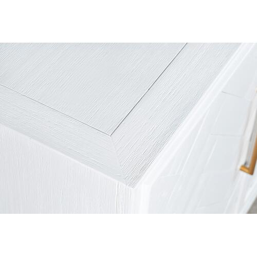 Gramercy Blanc 2 Door Accent Cabinet