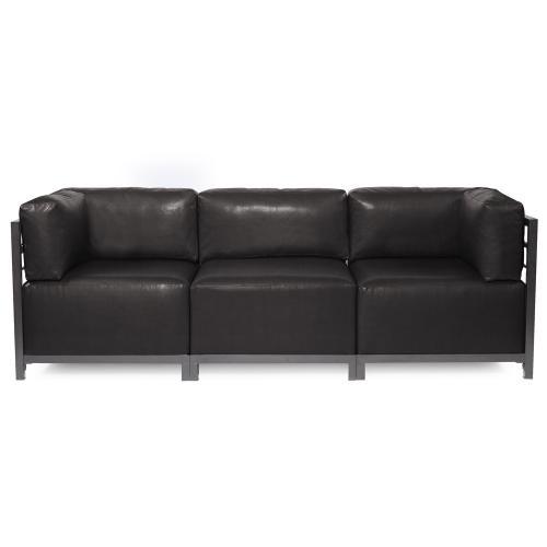Axis Chair Avanti Black Titanium Frame