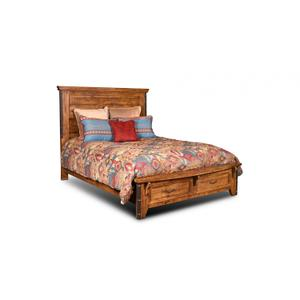 Horizon Home FurnitureUrban Rustic King Bed