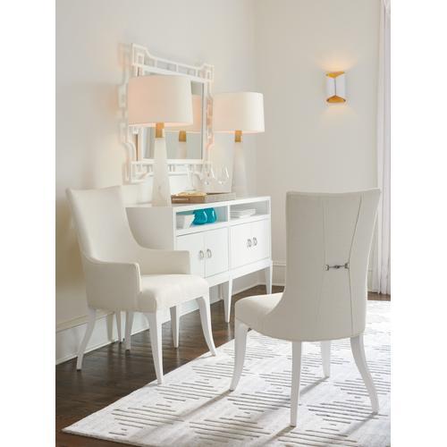 Geneva Upholstered Arm Chair