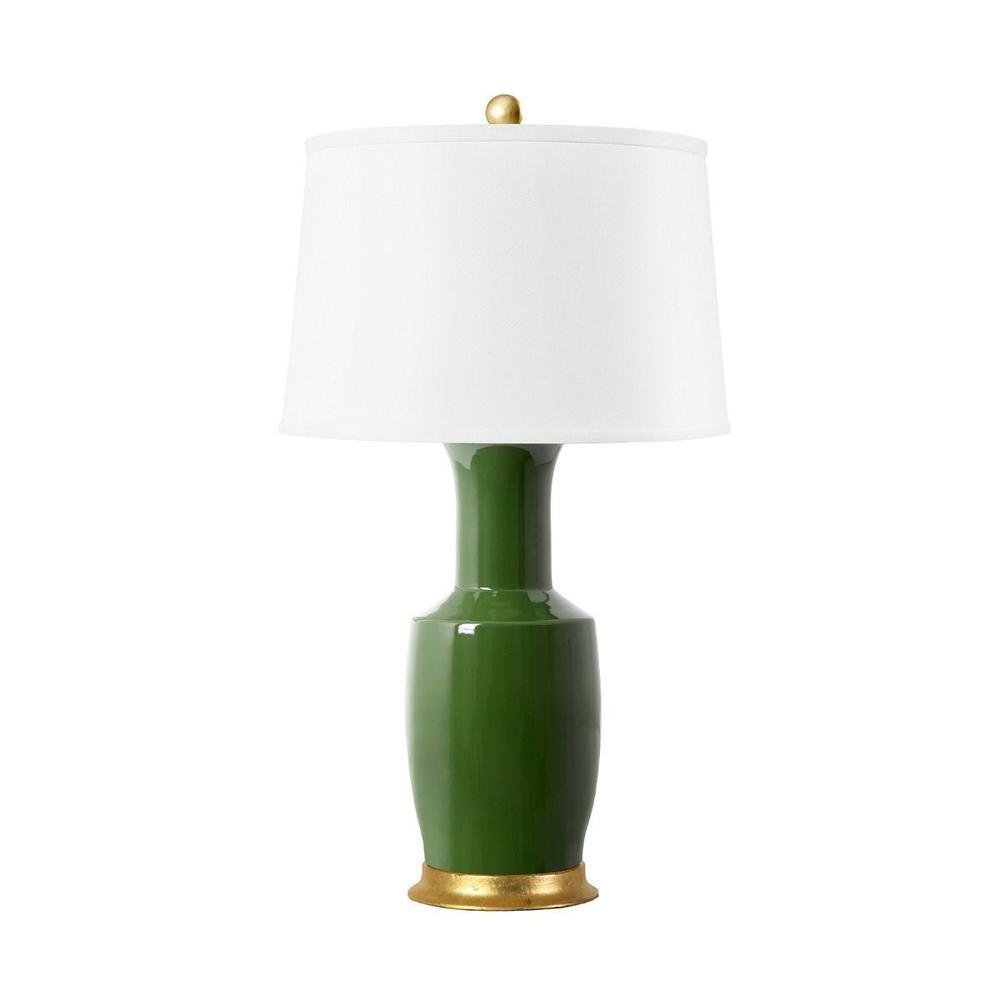 See Details - Alia Lamp, Dark Green