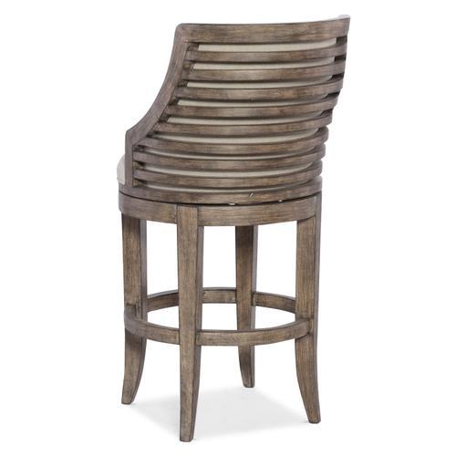 Hooker Furniture - Lainey Transitional Barstool