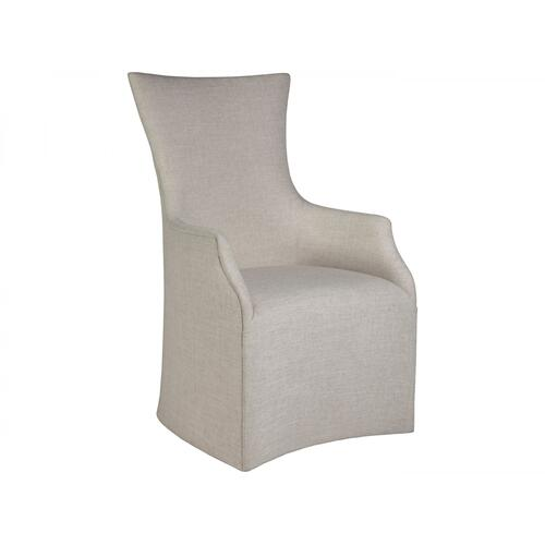 Lexington Furniture - Juliet Arm Chair With Casters