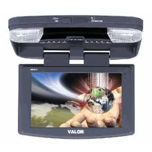 """9.2"""" Wide Screen LCD Monitor With DVD/USB/SD Player"""