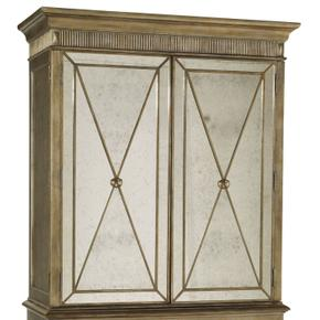 Bedroom Sanctuary Armoire Top - Visage