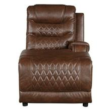 View Product - Power Right Side Reclining Chaise with USB Port