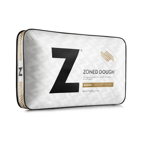 Zoned Dough Queen Low Loft Plush
